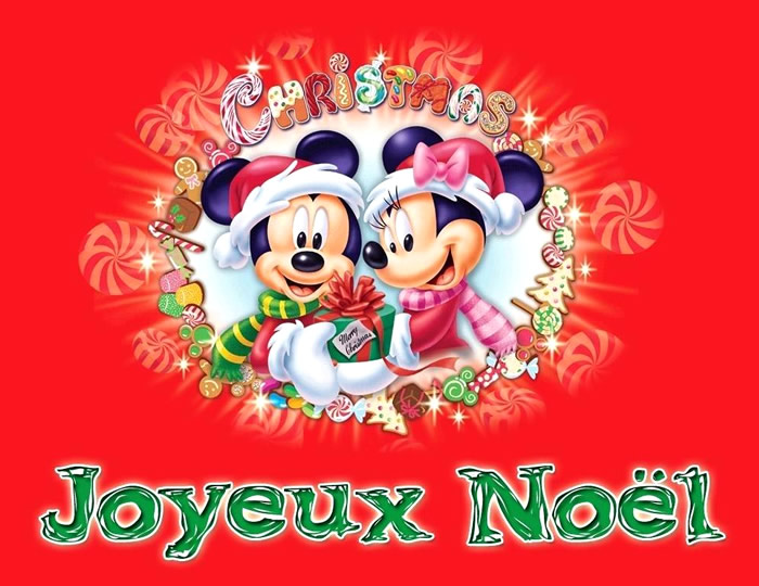 Joyeux no l image 4132 bonnesimages - Joyeux noel disney ...
