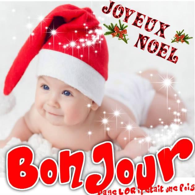 Joyeux Noël, Bonjour