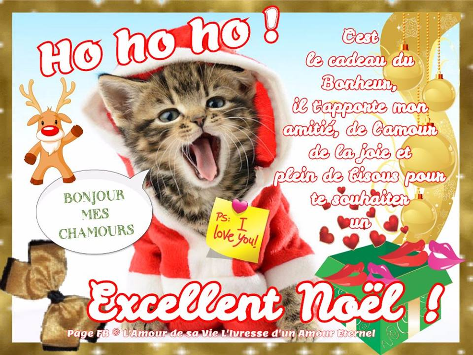 ᐅ 41 Noël images, photos et illustrations pour facebook