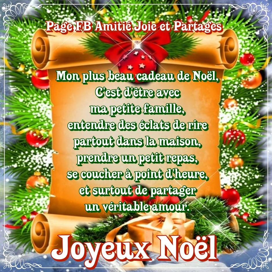 ᐅ 41 Noël Images Photos Et Illustrations Pour Facebook Bonnesimages