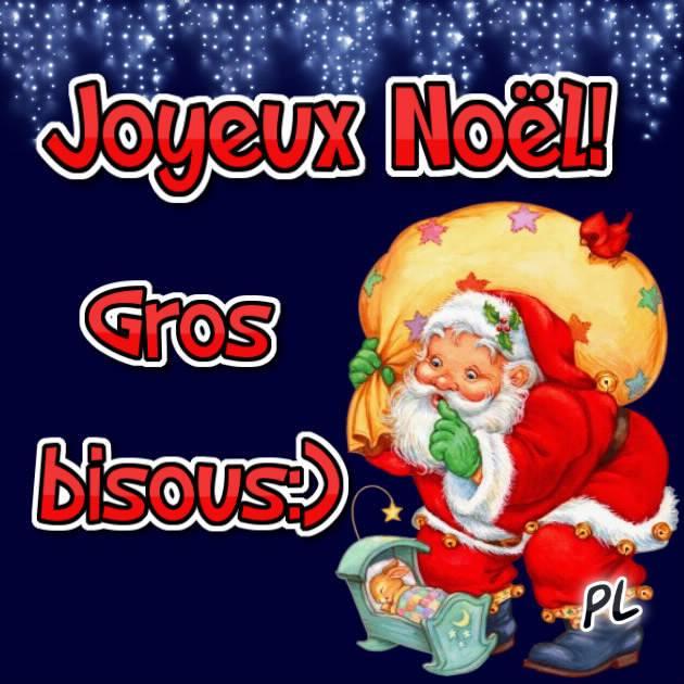 Joyeux Noël ! Gros Bisous
