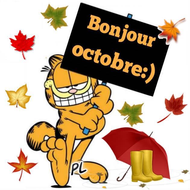 Bonjour octobre :)