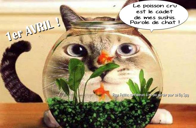 ᐅ 11 Poisson d'Avril images, photos et illustrations pour facebook -  BonnesImages