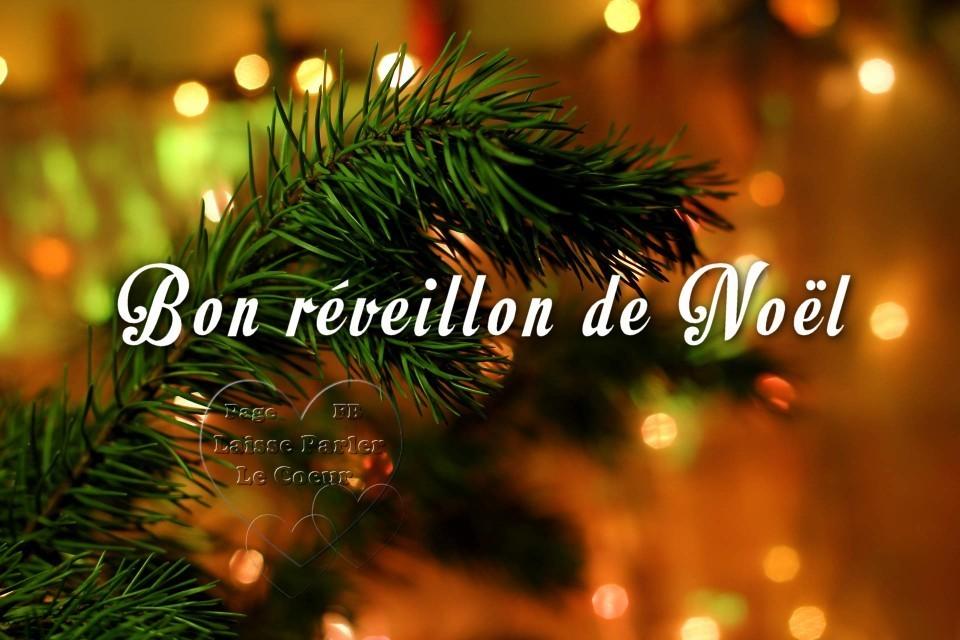 Bon Réveillon de Noël