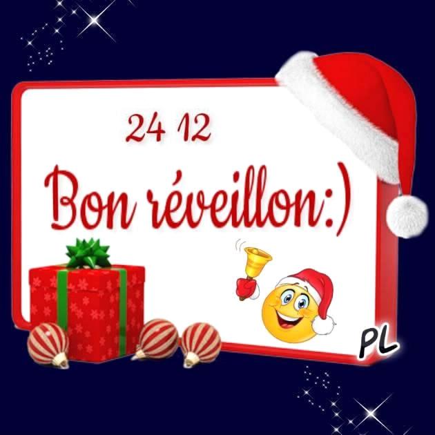 24 12 Bon Réveillon :)