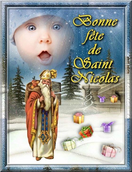 Bonne fête de Saint Nicolas