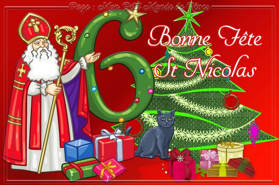 Bonne Fête St Nicolas