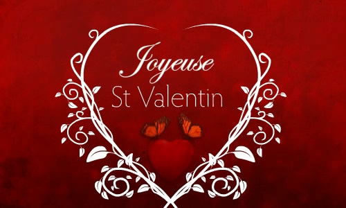 Saint Valentin images facebook