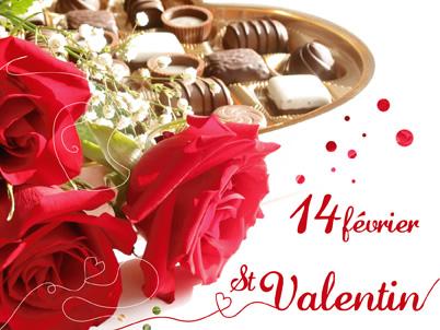 14 février, St Valentin