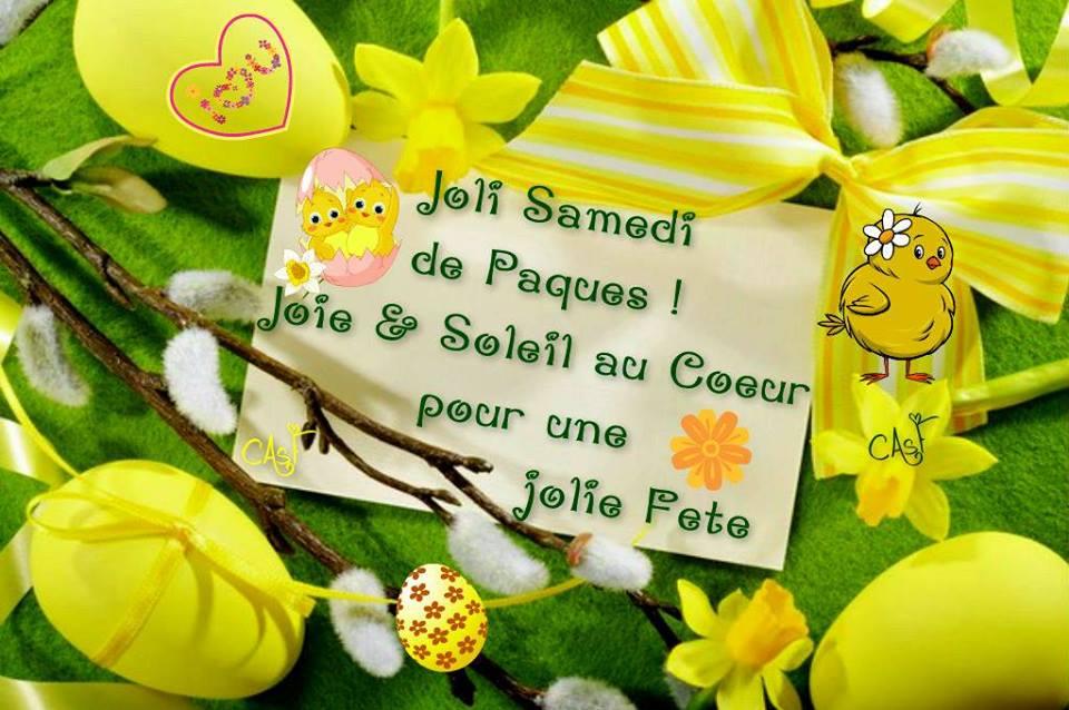 Samedi de Pâques 4