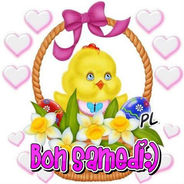 Bon Samedi :)