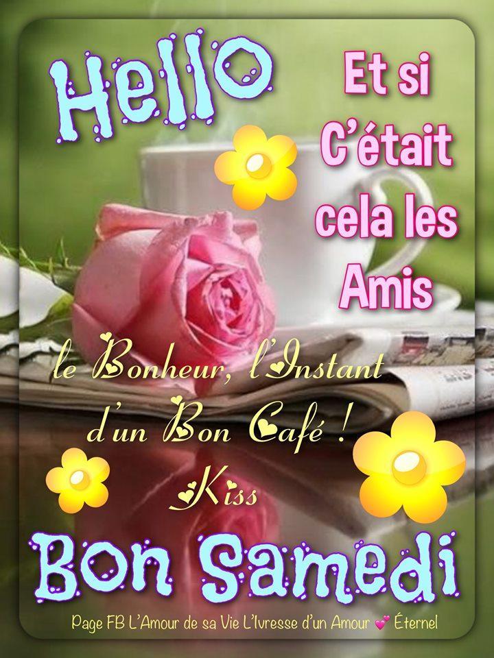 Hello Bon Samedi