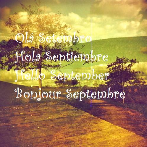Bonjour Septembre