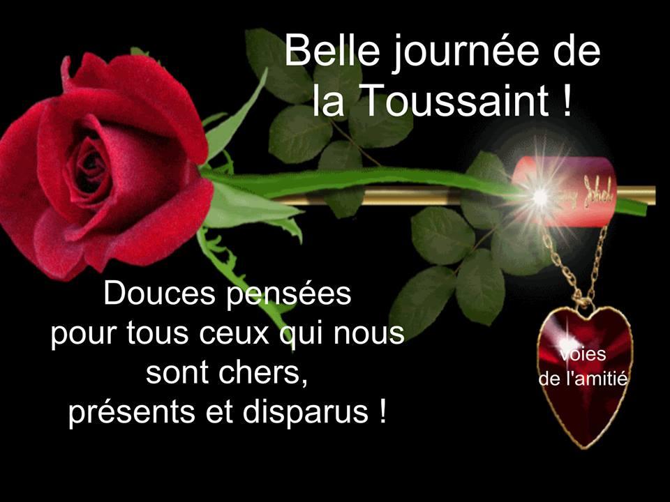 Belle journée de la Toussaint !