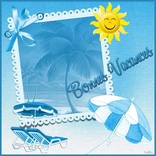 Bonnes vacances