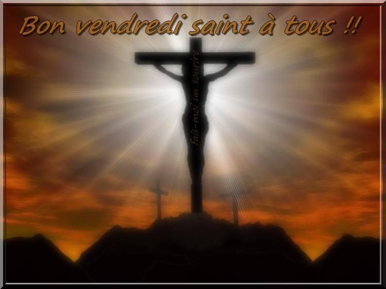 Bon vendredi saint à tous !!