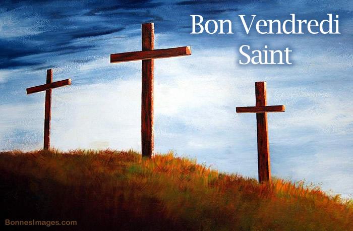 Bon Vendredi Saint