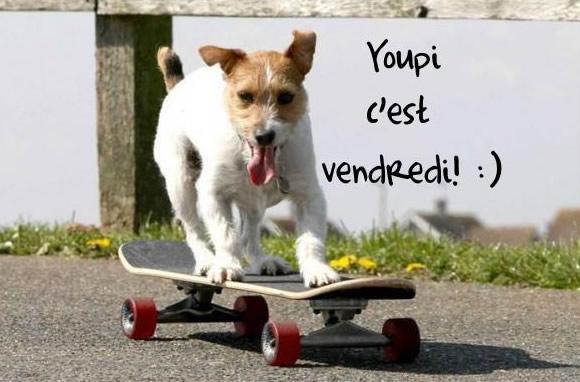 """Résultat de recherche d'images pour """"youpi c'est vendredi centerblog"""""""